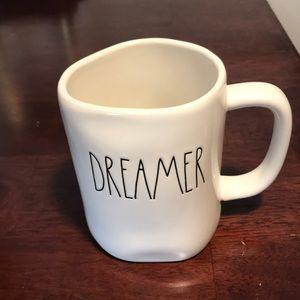 "Rae Dunn ""DREAMER"" mug"